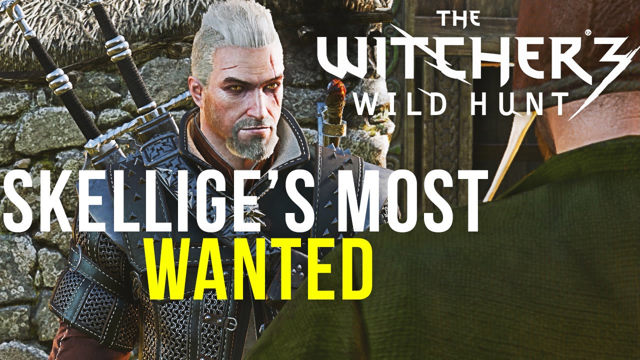The Witcher 3 Dlc Pack Most Wanted Skellige Armor German