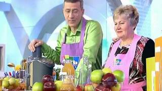 Свежевыжатый яблочный сок полезен?