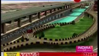 Santragachi station is being developed