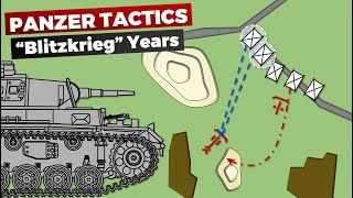 "Panzer Tactics - ""Blitzkrieg"" Years - Platoon"