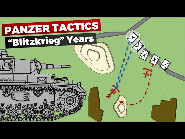 Panzer Tactics - Blitzkrieg Years - Platoon