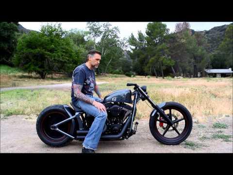 Exile Cycles Racy Rocker
