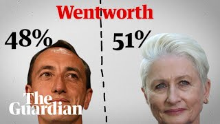 How the government lost the safe seat of Wentworth