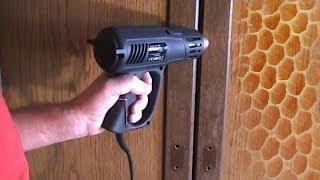 видео Как сделать модным старый шкаф? Реставрация старой мебели своими руками