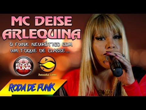 MC Deise Arlequina :: Apresentação ao vivo no palco da Roda de Funk :: Áudio Disponível