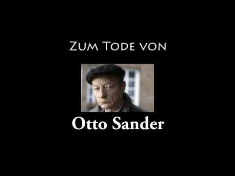Zum Tode von Otto Sander