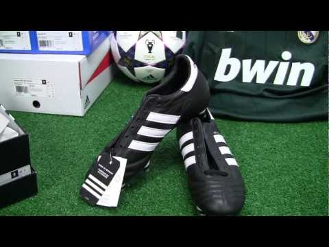 Adidas World Cup Soccer Cleats SG Video Review - SoccerPro.com