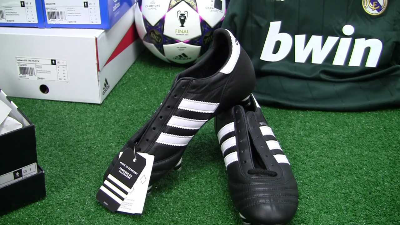 7cbdb408a46d Adidas World Cup Soccer Cleats SG Video Review - SoccerPro.com - YouTube