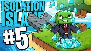 THE GREATEST DIAMOND FIND! - (Isolation Island) - Episode 5