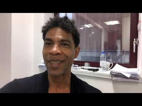 Norwich Theatre   Carlos Acosta On Before UK TOUR