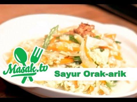 Sayur Orak Arik Feat Rahne Putri