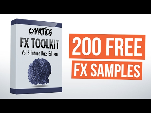 200 FREE FX SAMPLES - FX Toolkit Vol 5