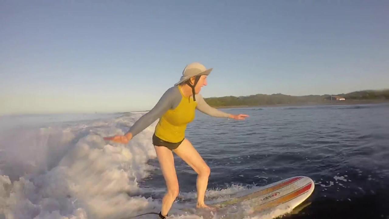 Surfer yoga youtube