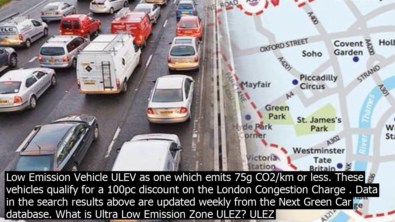 Does my car qualify for low emission zone   some drivers and vehicles will qualify for at
