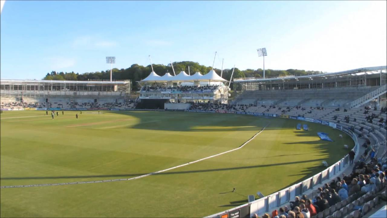 Construction Time Lapse Rose Bowl Southampton