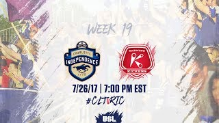 Charlotte Independence vs Richmond Kickers full match