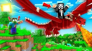 My BEST FRIEND Stole My Minecraft DRAGONS!