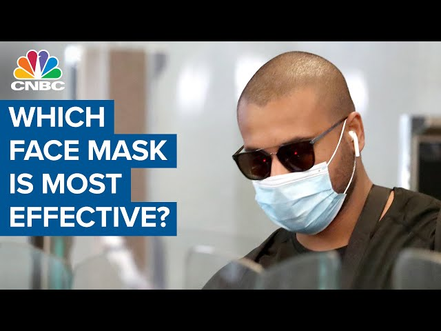 Biologist tests which face mask is most effective—Here's what you need to know