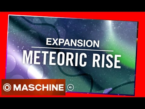 METEORIC RISE - Expansion All Kits - Native Intruments Demo #NI #maschine #battery #demo #kit #drums
