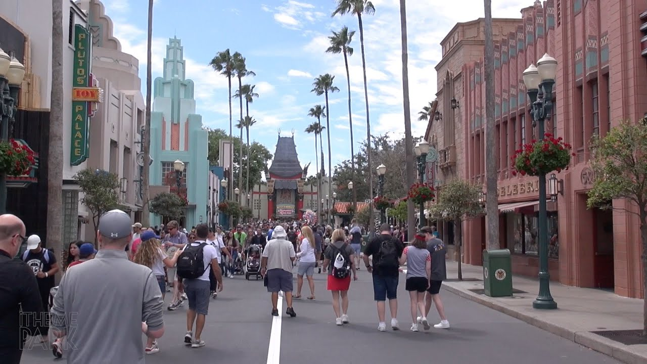 Disney's Hollywood Studios 2020 Tour and Overview | Walt Disney World Detailed Theme Park Tour