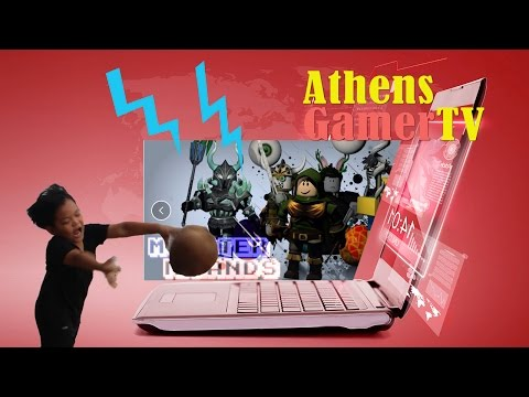 Roblox monster island AthensGamerTV by Athens Thanakrit