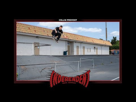 Collin Provost Flying Through The Crust | Behind The Ad