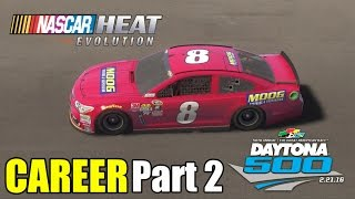 daytona 500   nascar heat evolution career part 2