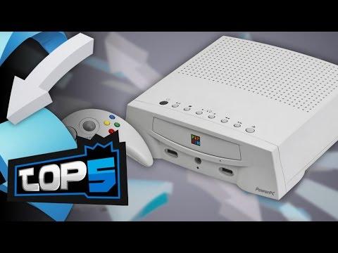 5 consolas de videojuegos mas populares