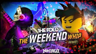 Repeat youtube video LEGO NINJAGO Codename: Arcturus - Kai Chase Scene (Weekend Whip Remix)