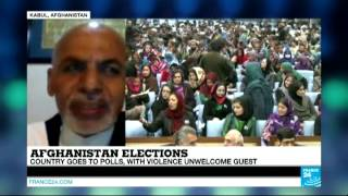 Ashraf Ghani & Peter Galbraith on Afghan elections - TOP STORY