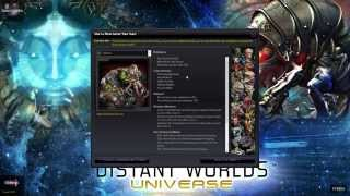 Let's Try ► Distant Worlds: Universe