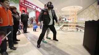 Тесть жгёт ;) Виртуальная реальность ;)