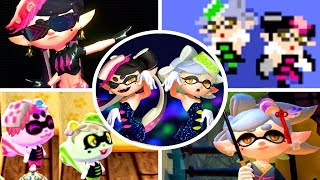 Evolution of Callie & Marie (2015 - 2020)