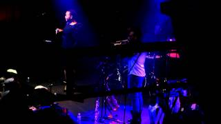 Robert Glasper Afro Blue Feat Chrisette Michele - Highline Ballroom New York - February 2012