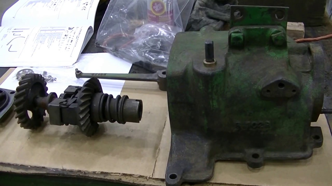 John Deere 2 Cylinder Governor Overhaul Zeketheantiquefreak Youtube