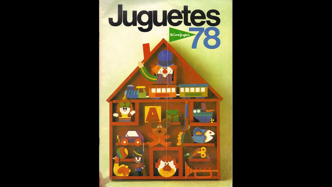 Corte ingles catalogo 1978 juguetes youtube - El corte ingles catalogo digital ...