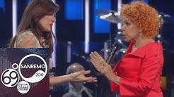 Sanremo 2019 - L'irruzione di Ornella Vanoni
