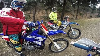 New Two Stroke Yamaha is Here