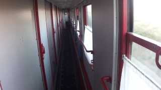 Train Beijing - Moscow (Beijing to Border China/Mongolia)