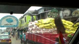 ウエストアフリカ2011 ガーナ共和国!