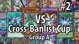 Yu-Gi-Oh! Devpro - Cross Banlist Cup - Match #2 - Gladiator Beast (2008) vs. Troop Dupe Scoop (2007)