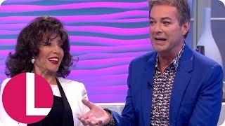 Julian Clary Once Saved Joan Collins' Life! | Lorraine