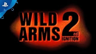 『WILD ARMS 2nd IGNITION』 Disc1 オープニングムー…