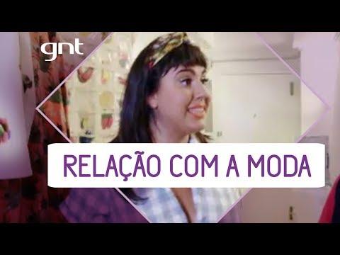 Raíza Costa e sua relação com a moda | GNT Fashion | Lilian Pacce | Moda