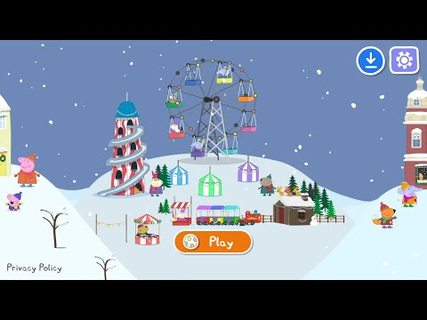 World of Peppa Pig - Games Videos Alphabet Song Birthday Christmas Holiday Fun Learning Alphabet