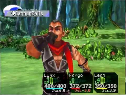 [Vinesauce] Explaining the Chrono Cross battle system