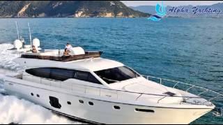 Caribbean Yacht Charter - motor yacht, sailing yacht and catamaran