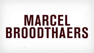 Broodthaers a la Monnaie de Paris