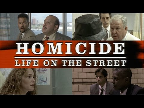 Homicide Life On The Street 4 18 Scene Of The Crime 421 April 12, 1996