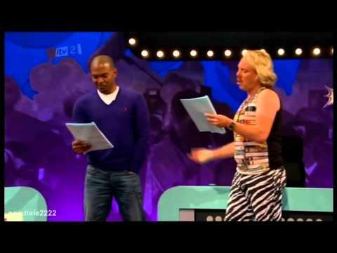 Celebrity Juice - Noel Clarke Acting With Keith Lemon